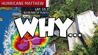 HURRICANE MATTHEW...