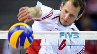 Bartosz Kurek - Amazing Volleyball Show HD