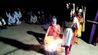 DILIP KUMAR DHAKER LIVE  %JAI HANUMAN NAVYUVAK MANDAL SHREE RAMANAGAR (KALYALUI)
