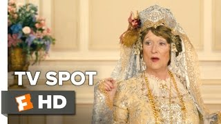 Florence Foster Jenkins TV SPOT - True Story (2016) -  Meryl Streep, Hugh Grant Movie HD