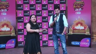 Comedy Nights Bachao Taaza LAUNCH | Bharti Singh & Sumeet Vyas BEST Comedy
