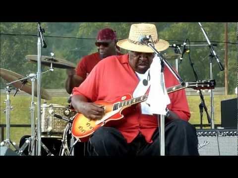 Bad Boy by Magic Slim Pennsylvania Blues Festival July 31 2011