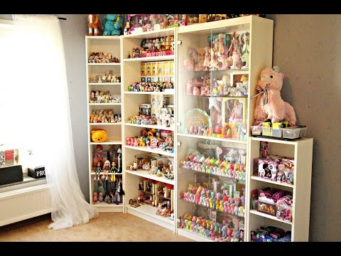 Toy Room Tour - My Little Pony, Lego, Tsum Tsum, Sylvanian Families, Funko & Other Collection