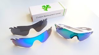 Oakley RadarLock Aftermarket Lenses [MryLens] - Deal or Dud?