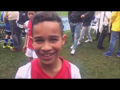 Kay's vlog#13 Ajax toernooi Texel 2017