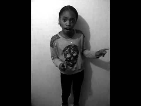 Sherani Doorson - Girl on fire by Alicia