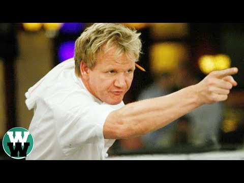 10 reality tv shows that are actually fake daikhlo for Kitchen nightmares fake