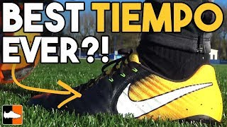 Nike's Best Ever Leather Boot?! Tiempo Legend 7 Review