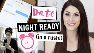 Get Ready for Date Night FAST