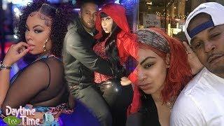 "(EXCLUSIVE) Nicki Minaj and her NEW MAN 'Kenny Zoo' get BLASTED by EX GIRLFRIEND ""She TOOK my MAN!"