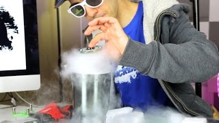 3 COOL FIDGET SPINNER SCIENCE EXPERIMENTS! How to Make a TORNADO with a Spinner