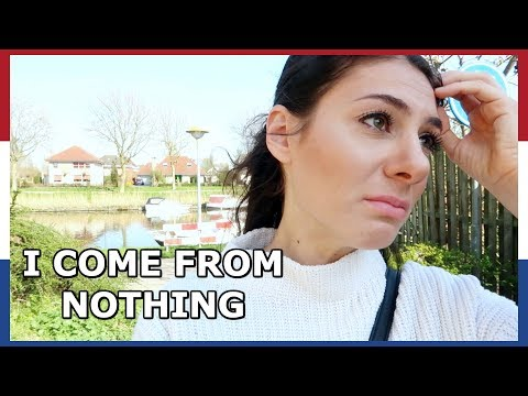 BALKAN REFUGEE TO TRAVEL VLOGGER MY NETHERLANDS STORY TRAVEL VLOG IV