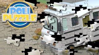 POLI PUZZLE Series 14 | Robocar POLI Special