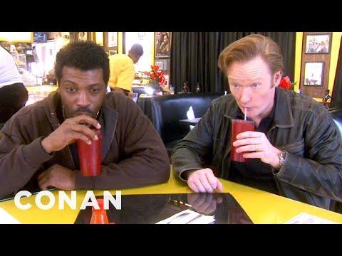 Conan & Deon Cole s Soul Food Adventure CONAN on TBS