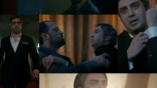 وادي الذئاب 10 الحلقة الاخيرة - مراد علمدار يقتل الظل واعضاء المجلس #مجزرة