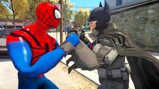 Spiderman vs Batman - Movie
