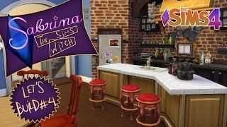 SIMS 4 ||| Let's Build ||| Sabrina ||| Die magische Küche #4