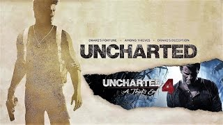 Historia serii Uncharted - [1984 - 2017]