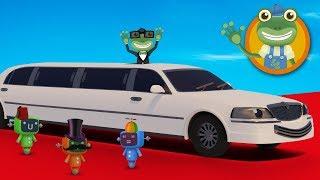 Leo The Limousine Visits Gecko