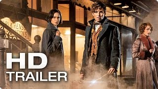 FANTASTIC BEASTS AND WHERE TO FIND THEM Official Trailer (2016) Harry Potter