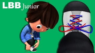 Tying Shoe Laces Song | Original Songs | By LBB Junior