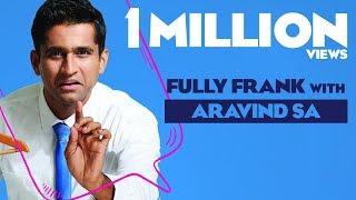 Fully Frank with Aravind aka SA  | Fully Filmy