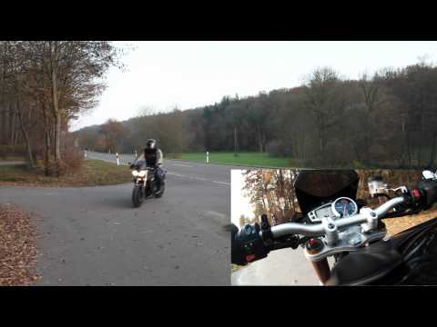 Triumph Speed Triple (2011) Bodis GPC-3 Sound Check without dB eater