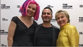 LGBT Center Honors Marc Jacobs, Hillary Clinton At Annual New York Gala