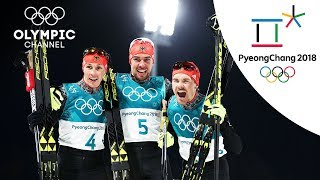 Historic triple for GER & 2x Gold for CAN | Highlights Day 11 | Winter Olympics 2018 | PyeongChang