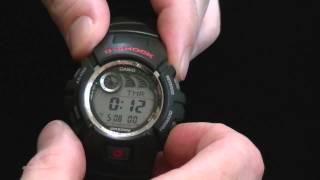 Casio G-Shock G2900