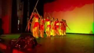 national level inter college folk dance competition winners