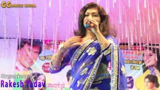 New Live Stage Show By Nisha Dubey, Bhojpuri Program