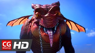 "CGI Animated Short Film ""Knight To Meet You Short Film"" by ArtFx"