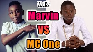 Marvin MN du 71 [Paris] - VS - MC One [Abidjan] - #2