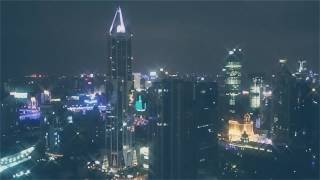 360° Revolving Restaurant in Shanghai, China (Epicure on 45)