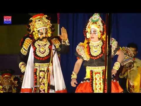 Yakshagana - Vikarna Entry - Sadashiva Kulal - Patla
