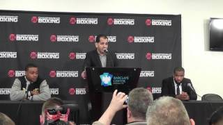 Adrien Broner: I've Been In The Ring With Errol Spence Know What He Can Do! esnews boxing