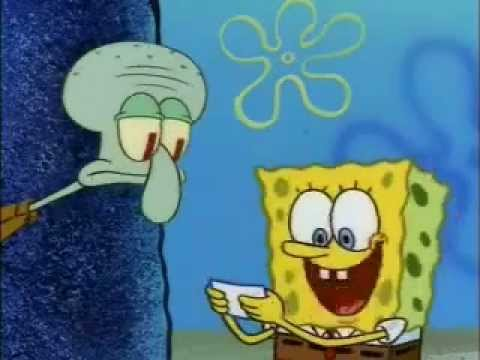 Vote your The Top 10 Greatest Spongebob Squarepants The Paper Moments Of All Time