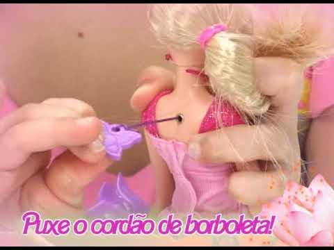Barbie Pequena Polegar Barbie e Polegarzinha