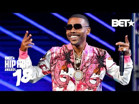 Lil Duval Performs Smile (Living My Best Life!)   Hip Hop Awards 2018