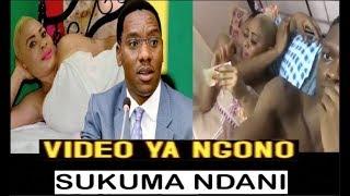 VIDEO ya ngono ya Amber Rutty balaa!/Makonda amtaka ajisalimishe
