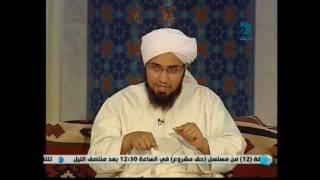 الشيخ علي الجفري يكشف التجسيم عند الوهابية النواصب