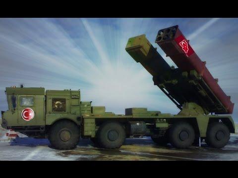 TURKEY Ballistic Missile KHAN =  BORA KHAN FÜZEMIZ