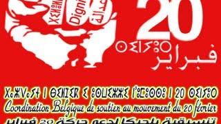 Coordination Belgique M20Fev