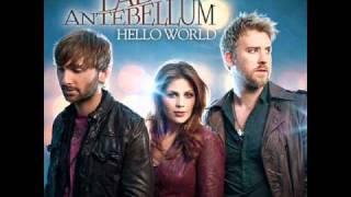 04.Hello World-Lady Antebellum (Audio)