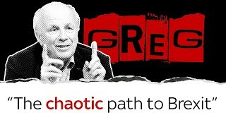 """Greg Dyke asks why Brexit has become """"chaotic"""""""