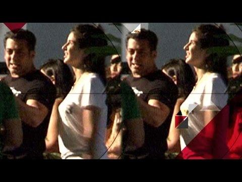 OMG! Katrina Kaif Secretly Meets Ex-BF Salman Khan At Yash Raj Studio | Bollywood News