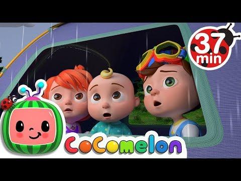 Rain Rain Go Away | +More Nursery Rhymes & Kids Songs - Cocomelon (ABCkidTV)