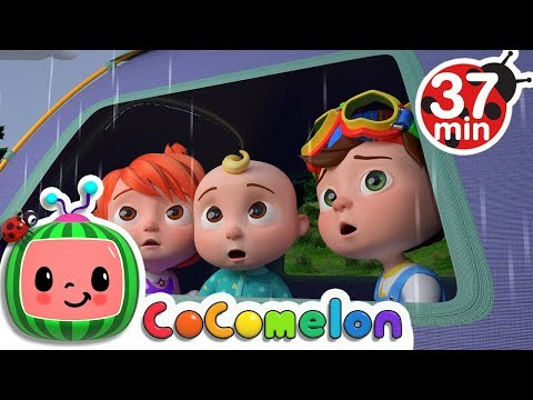 Xxx Mp4 Rain Rain Go Away More Nursery Rhymes Kids Songs ABCkidTV 3gp Sex