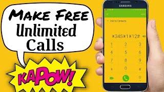 Make Free (Worldwide) Unlimited Calls Without Balance   KHURSHEED RAJPUT  